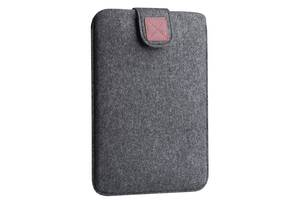 Чехол для ноутбука Gmakin для MacBook Air/Pro 13.3'' Grey/Brown (GM56)