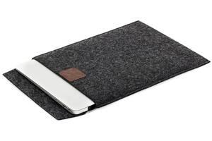Чехол для ноутбука Gmakin для MacBook Pro 13'' Grey/Brown (GM17-13New)
