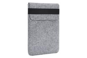 "Чехол для ноутбука Gmakin для Macbook Pro 15"" Grey (GM16-15)"