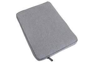 Чехол для ноутбука Traum 15 дюймов серый