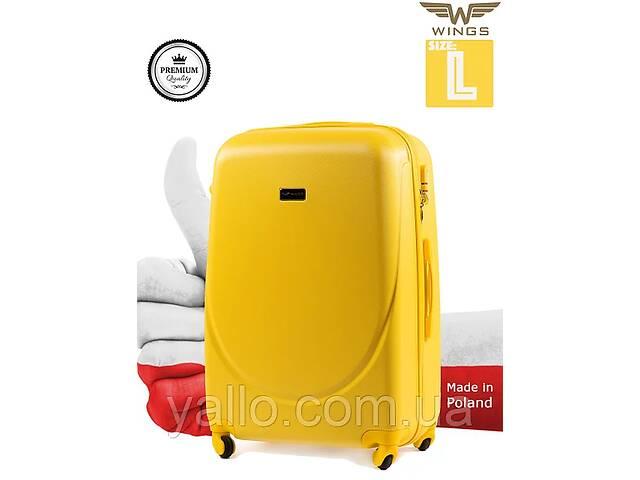 продам Чемодан Wings 310 L желтый бу в Одессе
