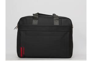 Чоловіча сумка з віддлом для ноутбука на дві ручки і через плече Gorangd