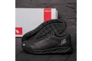 Чоловічі шкіряні кросівки New Balance Clasic Black