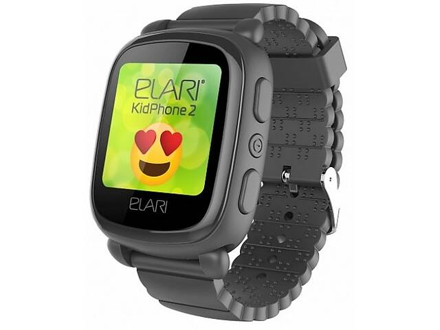 продам Cмарт-часы Elari KidPhone 2 KP-2B Black (Код товара:15068) бу в Харькове