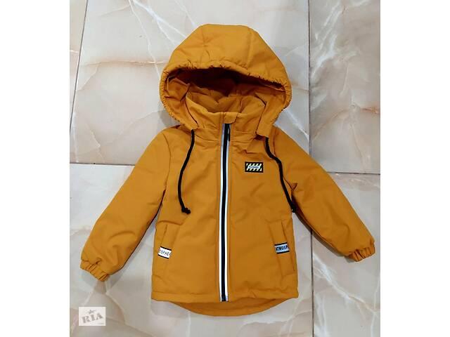Демисезонная термо куртка - парка для мальчиков 1 - 8 лет, цвета разные- объявление о продаже  в Киеве
