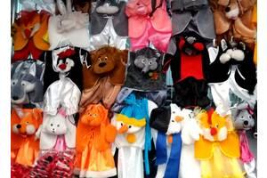 Дитячі новорічні карнавальні костюми звірят 2-3-4-5-6-років