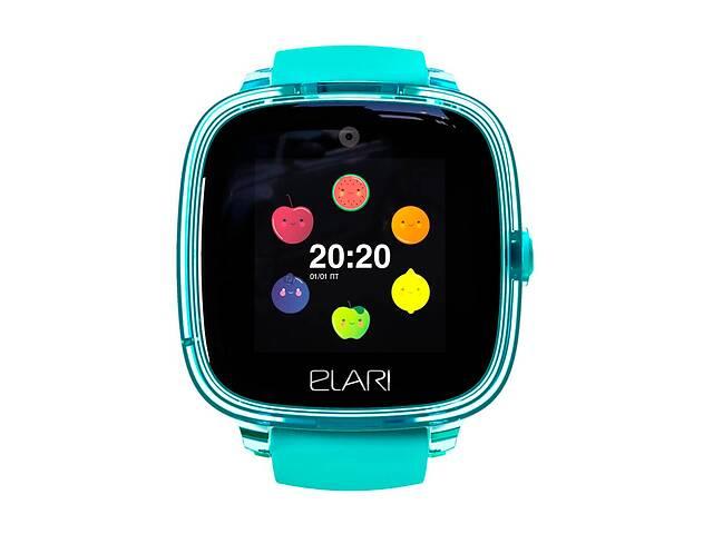 бу Детские смарт-часы Elari KidPhone Fresh с GPS-трекером Green (KP-F/Green) в Киеве