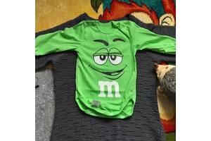 Детский бодик с длинным рукавом M&M's