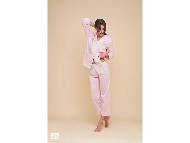 купить бу Домашний костюм женский MODENA MOD DK151-2 S Розовый в Києві