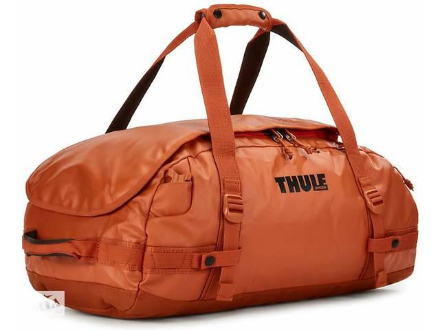 Дорожная сумка-рюкзак из ткани Thule Chasm оранжевая на 70л- объявление о продаже  в Киеве