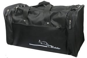 Дорожная сумка Валаби 3050, 45 л, черная
