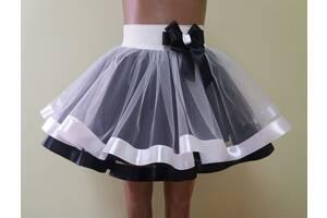 Детская юбочка на резинке, модель № 69, в разных цветах
