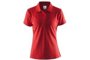 Футболка женская Craft Polo Shirt Pique Classic Woman (192467-1430) 34