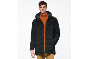 Фирменная куртка парка пуховик Andrew Marc New York Holden Down Parka