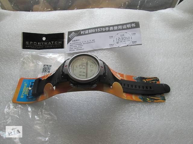 Годинник SYNOKE WR50M (61576), наручний (чоловічий), на батарейку, цифровий, новий- объявление о продаже  в Львове