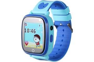 GoGPSme телефон-часы с GPS трекером К14%5b%5d GGPSmK14BL