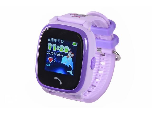купить бу GoGPSme телефон-часы с GPS трекером K25%5b%5d GGPSmK25PR в Киеве