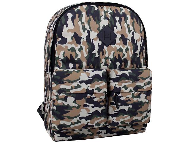 продам Городской рюкзак Bagland Military 00154664 (492) камуфляж 18 л бу в Киеве