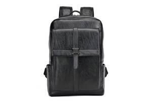 Качественный мужской рюкзак черный