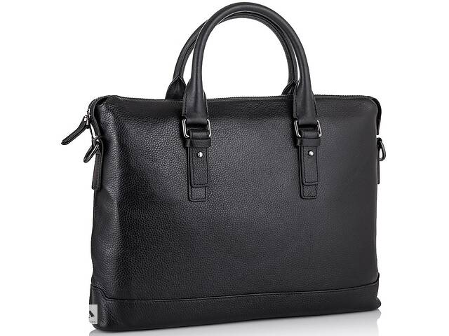 бу Классическая мужская кожаная сумка для ноутбука и документов Tiding Bag  TDNGBGSM8-9606-3A в Киеве