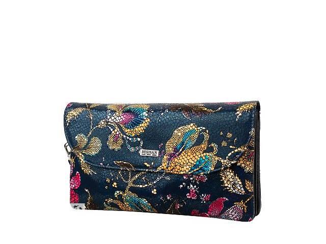 бу Клатч-кошелек Desisan Кошелек женский кожаный DESISAN SHI752-415 в Одессе