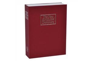 Книга - сейф с кодовым замком большая SKL11-261281