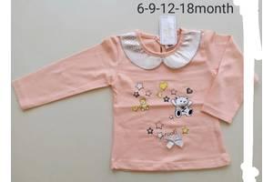 Кофты для девочек 6-18 месяцев,Турция
