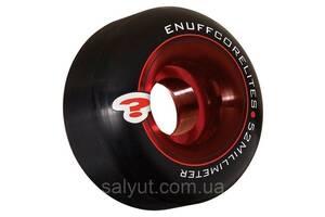 Колёса Enuff Corelites  (Чёрно-красный 52мм)