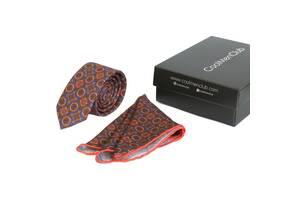 Комплект подарунковий CoolMenClub Комплект подарунковий шовковий для чоловіків CoolMenClub SK5002