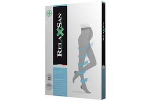 Компресійні жіночі колготки для вагітних Relaxsan Basic 70 Ден з регульованим поясом 4 Бежеві Арт. 790