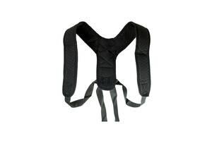 Коректор постави Energizing Posture Support Чорний (152й)