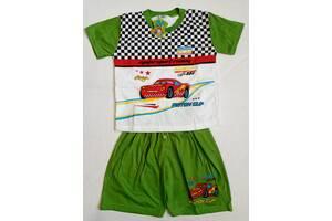 Костюмы детские футболка+шорты на мальчиков 3-10 лет. От 5шт по 29грн