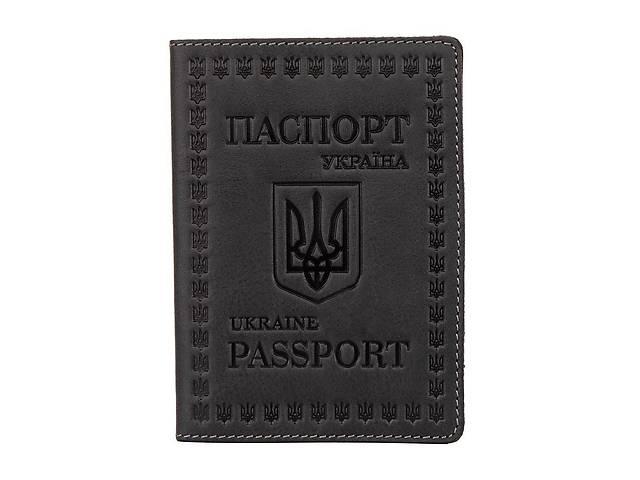 бу Кожаная обложка для паспорта европейского качества Handmade в Киеве