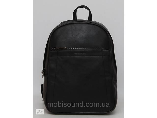 бу Кожаный мужской рюкзак (кожа искусственная) женский рюкзак David Jones / Дэвид Джонс в Днепре (Днепропетровск)
