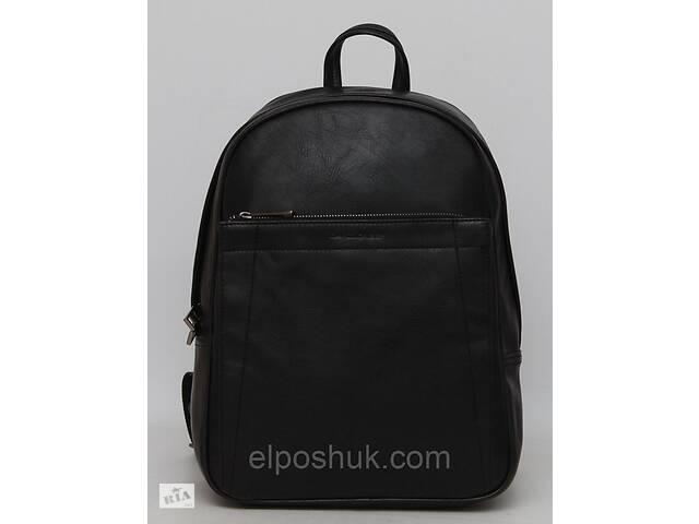 купить бу Кожаный мужской рюкзак (кожа искусственная) женский рюкзак David Jones / Дэвид Джонс в Днепре (Днепропетровск)