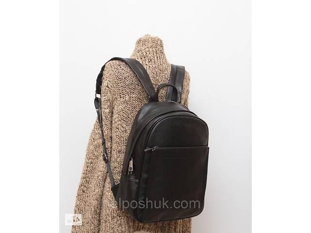 продам Кожаный мужской рюкзак (кожа искусственная) женский рюкзак David Jones / Дэвид Джонс бу в Днепре (Днепропетровск)