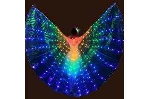 Крылья для восточных танцев