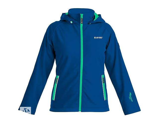 Куртка Hi-Tec Iker JR Irish Green 146 Синий (5901979176992IG-146)- объявление о продаже  в Киеве