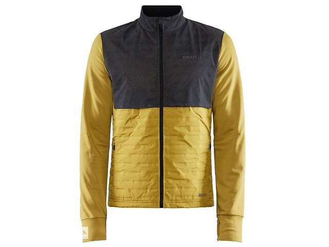 купить бу Куртка мужская Craft  Lumen Subzero Jacket Man (1907706-650999) XL в Полтаве
