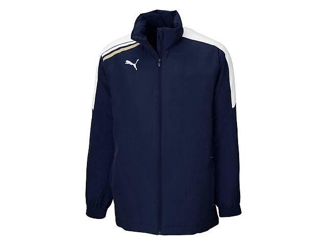 купить бу Куртка Puma Esito Stadium Jacket 652602 S Navy - 187507 в Одессе