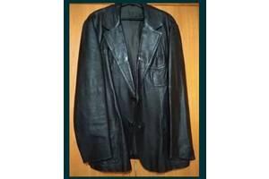 куртка/пиджак/кожа/размер 52