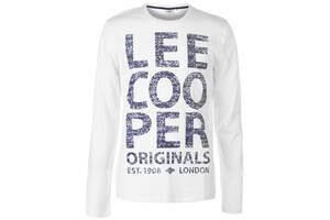 Лонгслив, реглан,кофта lee cooper оригинал в идеале размер М