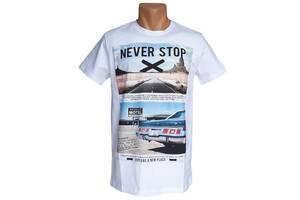 Мужская футболка Daniel and Jones - №6183