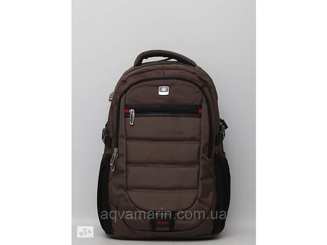 Мужской повседневный городской рюкзак с отделом под ноутбук- объявление о продаже  в Дубні