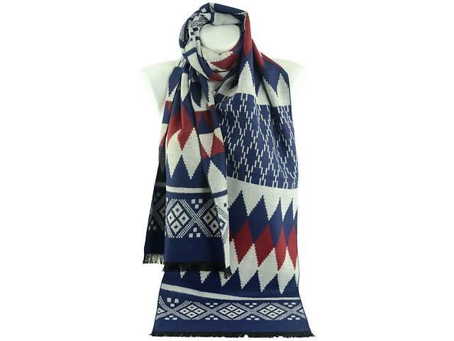 купить бу Мужской шарф Traum 2492-25 30х180 см разноцветный в Киеве