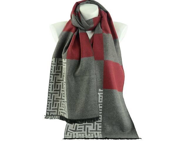 продам Мужской шарф Traum 2492-26 30х180 см серый бу в Киеве