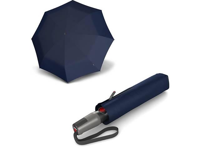 продам Мужской зонт полный автомат Knirps T.400 Navy Kn9534001200, синий бу в Киеве