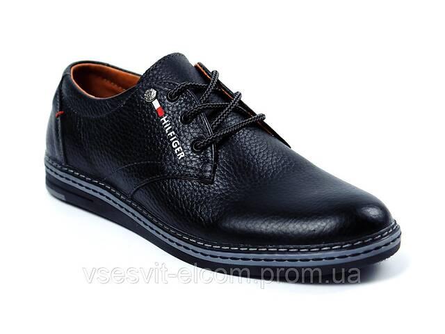 бу Мужские кожаные туфли Tommy HF (реплика) в Днепре (Днепропетровск)