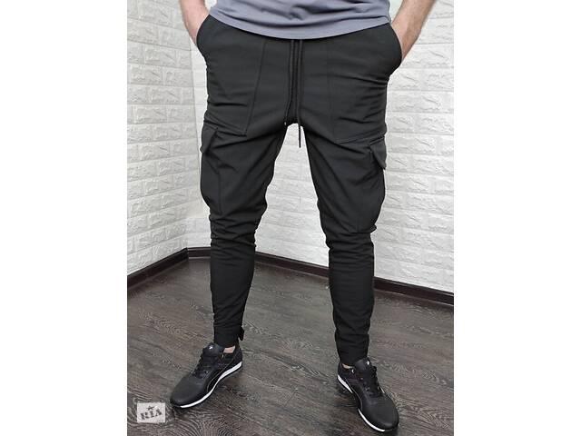 Мужские штаны карго SoftShell на флисе- объявление о продаже  в Харькове