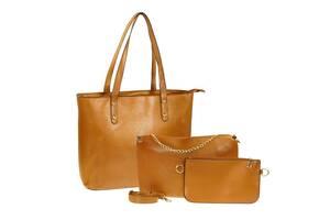 Набор женских сумок Supretto 3 в 1 (5692)